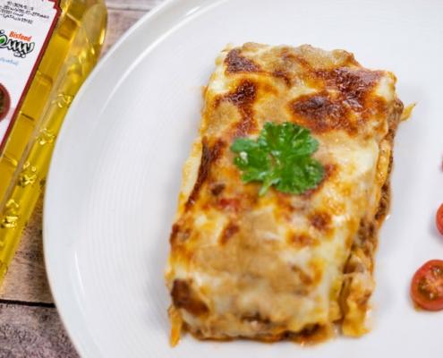 لازانیا lasagna طرز تهیه لازانیا دستور پخت لازانیا